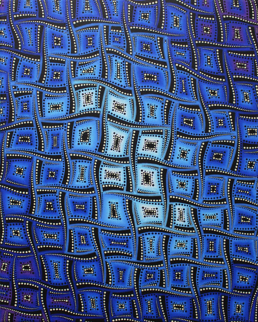 Jonathan-Pradillon Mouvements de couleurs bleutés