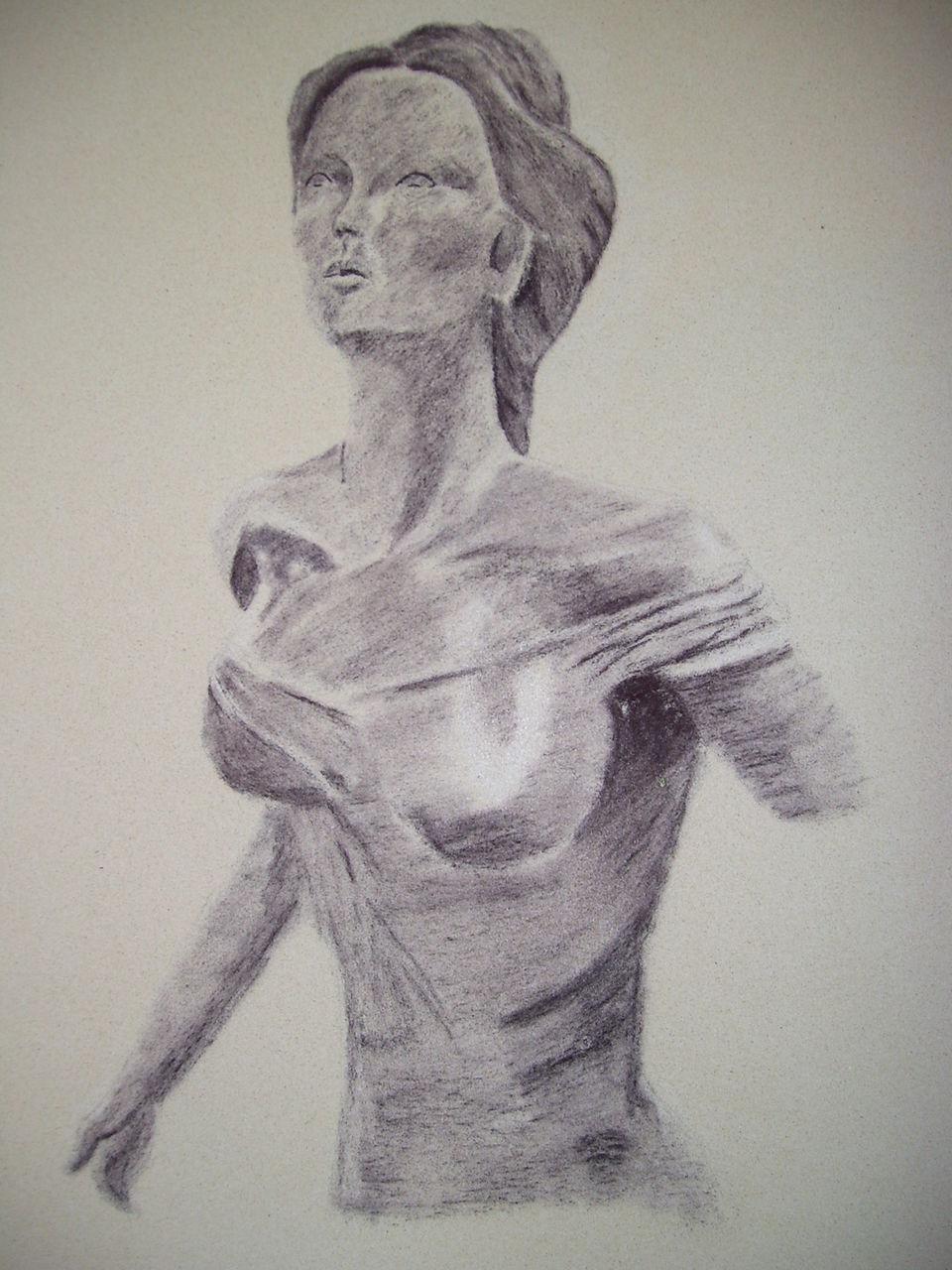 Kathleen Cartier Statue
