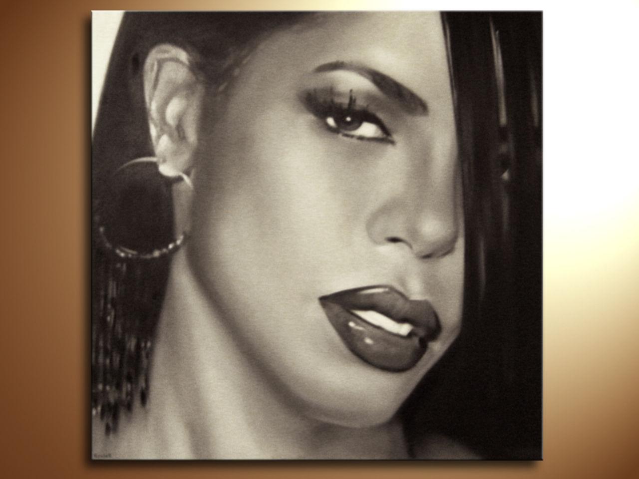 Kevlar Kevgraph Toile Aaliyah graffiti Kevlar