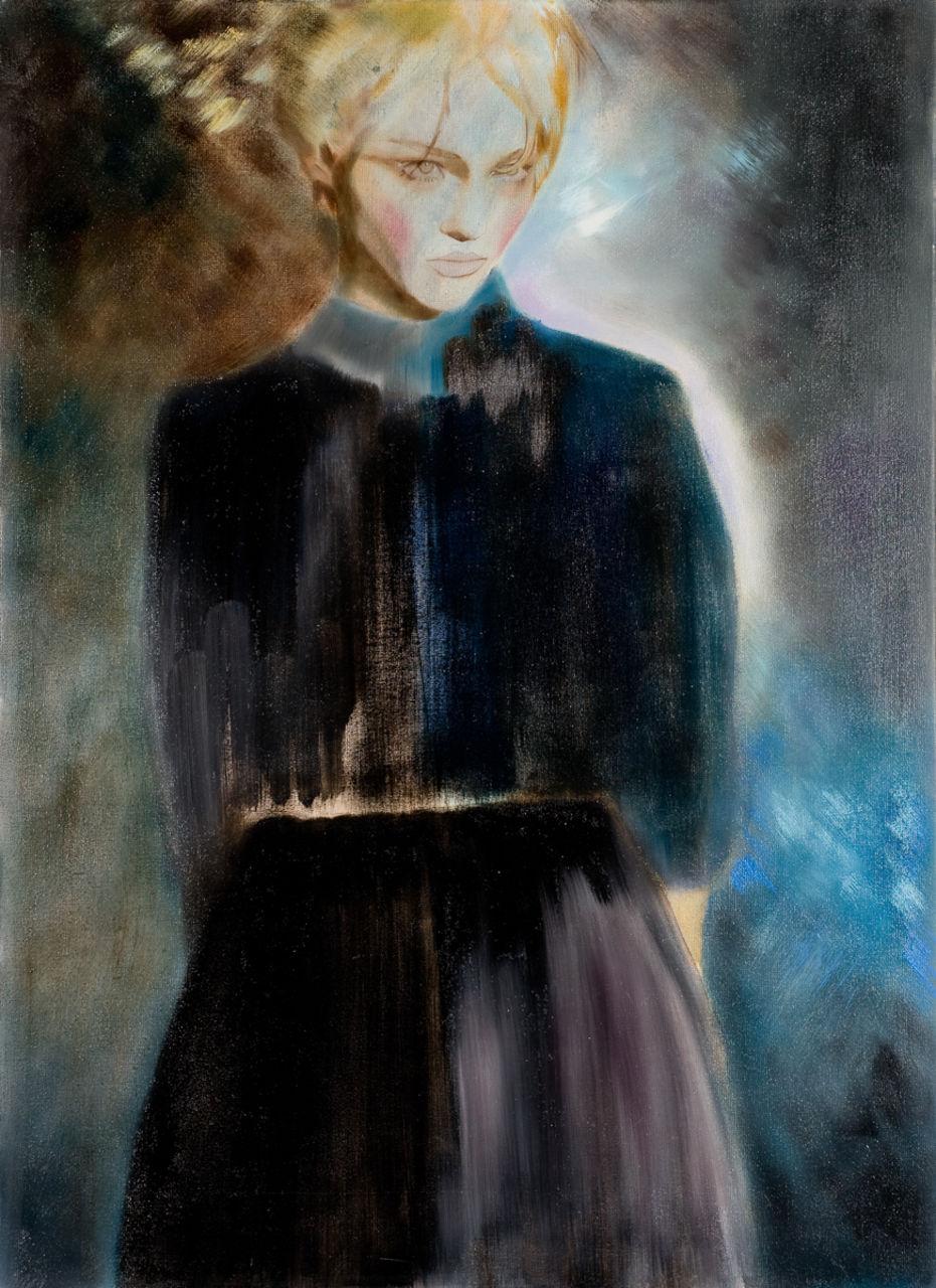 krzis-lorent frederique le voile bleu