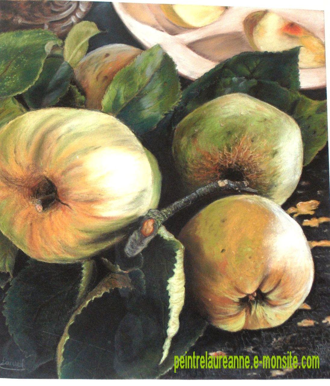 laure-anne barbier les pommes pastel  1