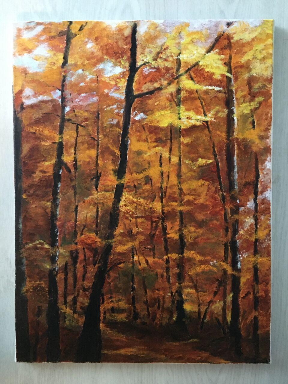 Laurence Vauclin Couleurs d'automne