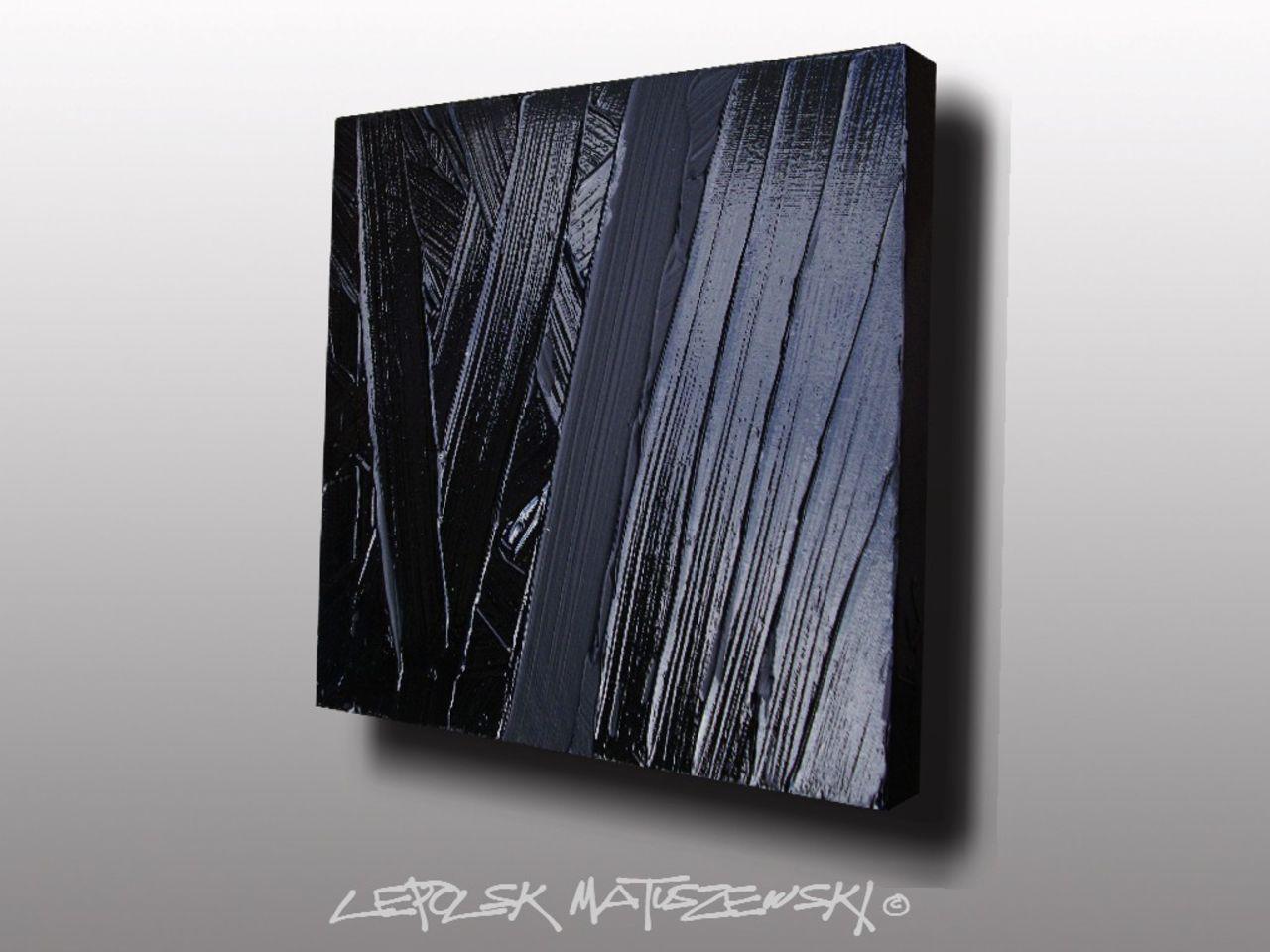 LEPOLSK MATUSZEWSKI AVEYRONART (hommage) Lepolsk Matuszewski    Expressionnisme abstrait contemporain