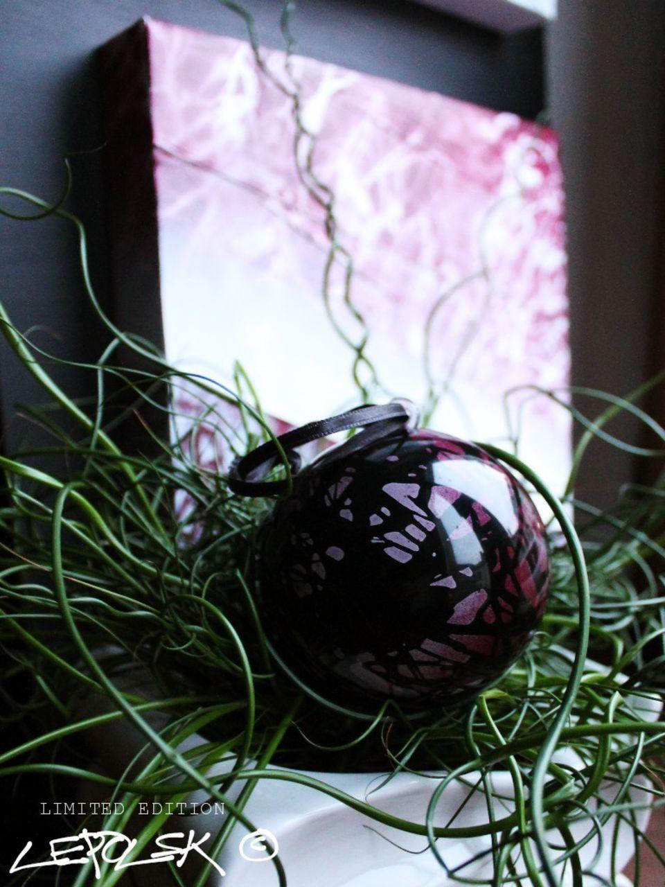 LEPOLSK MATUSZEWSKI Prune, La boule de Noël  lepolsk Matuszewski
