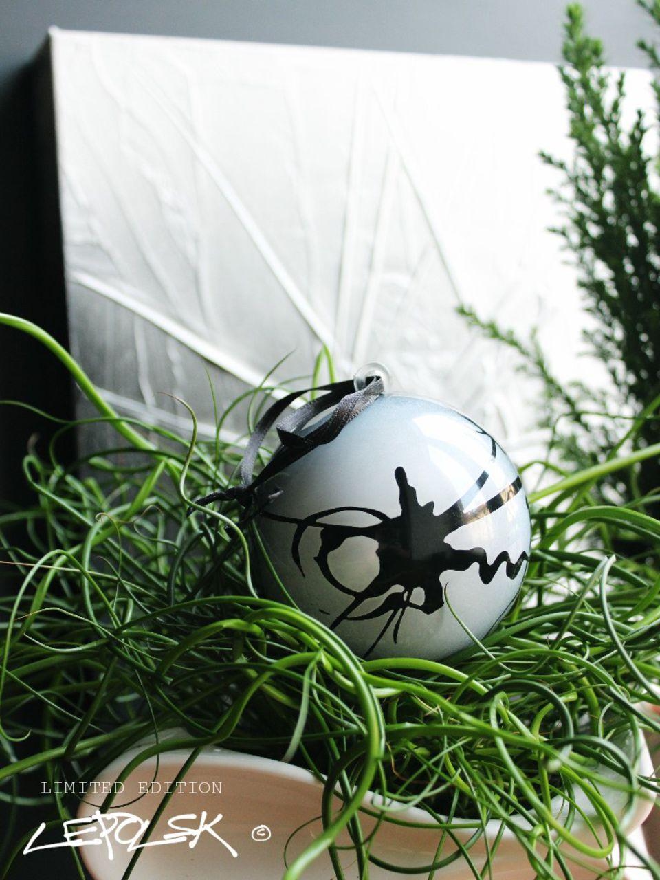 LEPOLSK MATUSZEWSKI WINTER  La boule de Noel Lepolsk Matuszewski