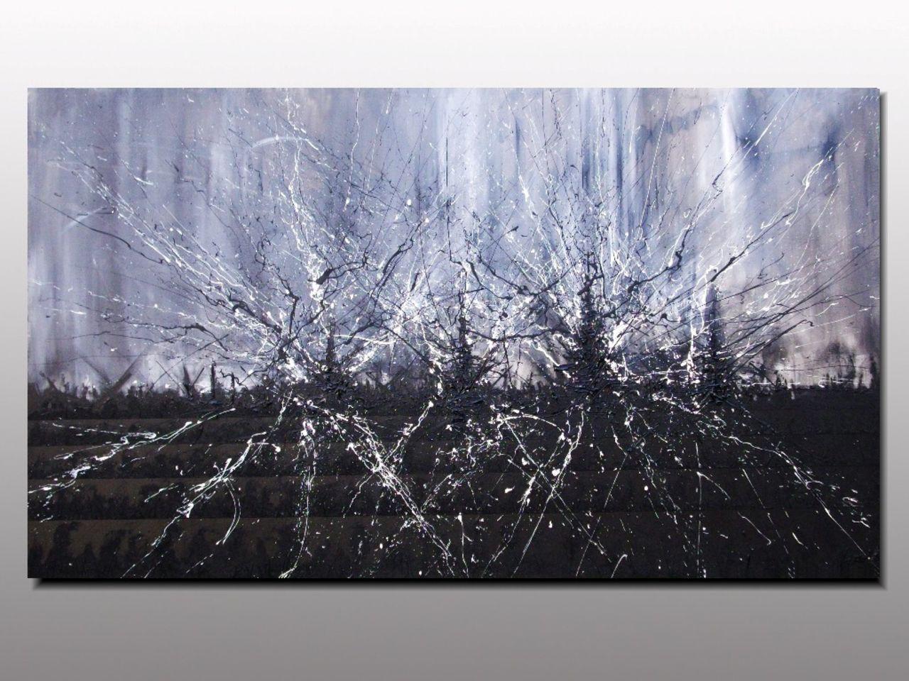 LEPOLSK MATUSZEWSKI IDYLLIC DISASTER  expressionnisme abstrait  action painting dripping tubbing relief artiste peintre plasticien Lepolsk Matuszews