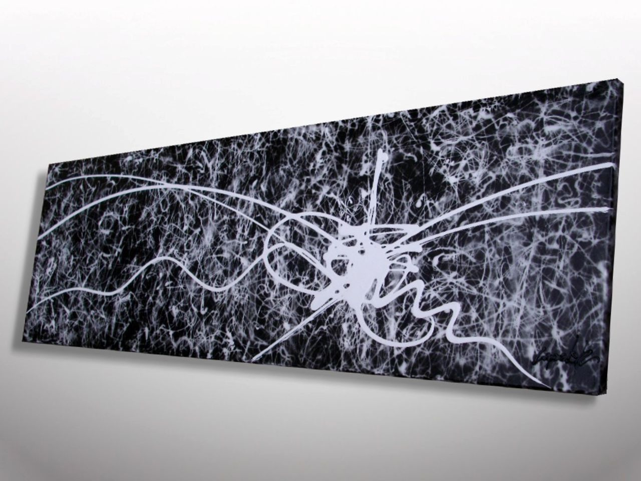 LEPOLSK MATUSZEWSKI X-RAY  Expressionnisme abstrait contemporain
