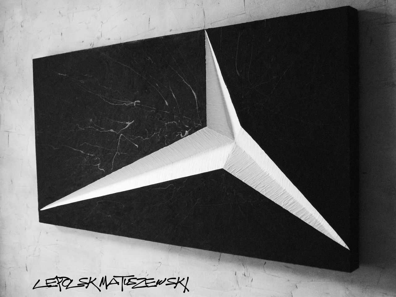 LEPOLSK MATUSZEWSKI PROTOTYPE 115 expressionnisme abstrait