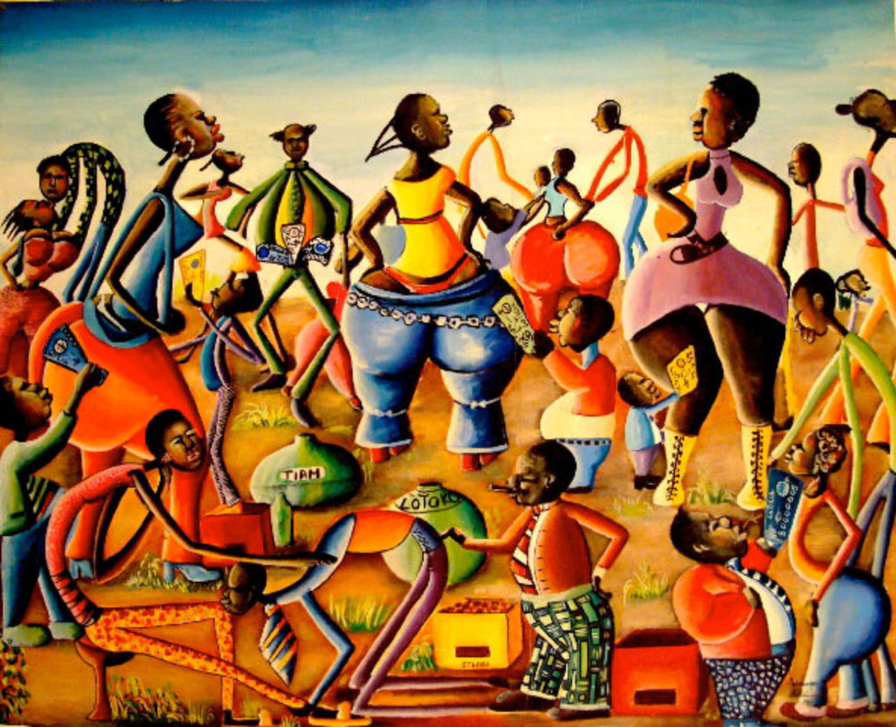 leticia crolle mahoungou mes tableaux