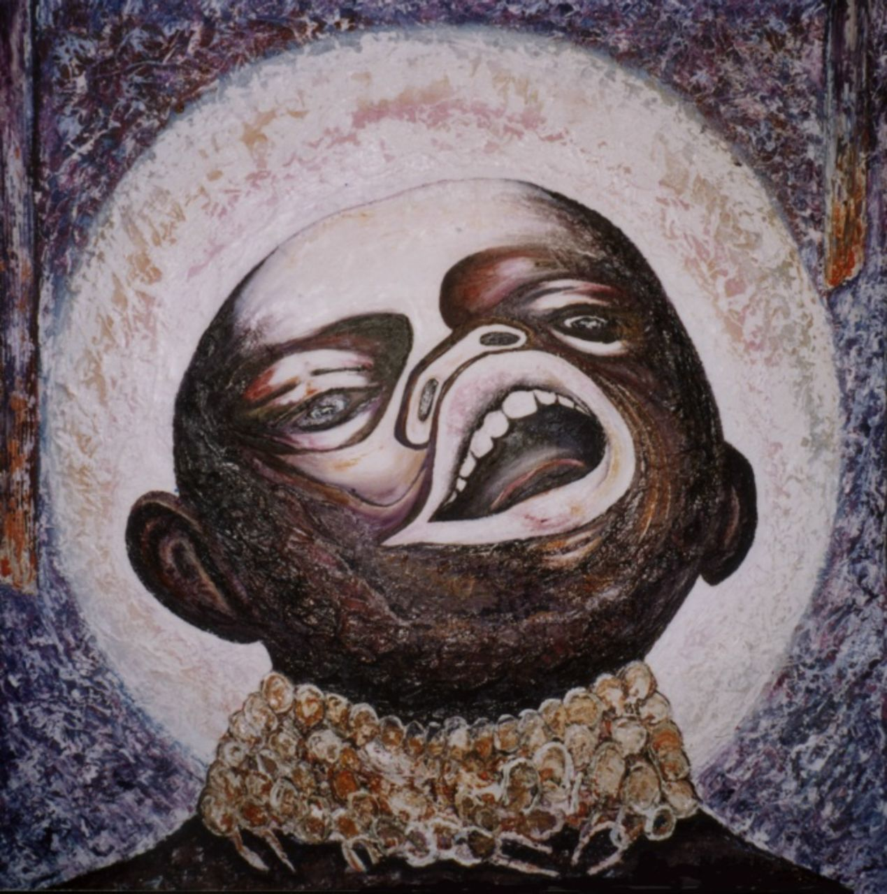 Lookens Nolseko Tête d'esclave
