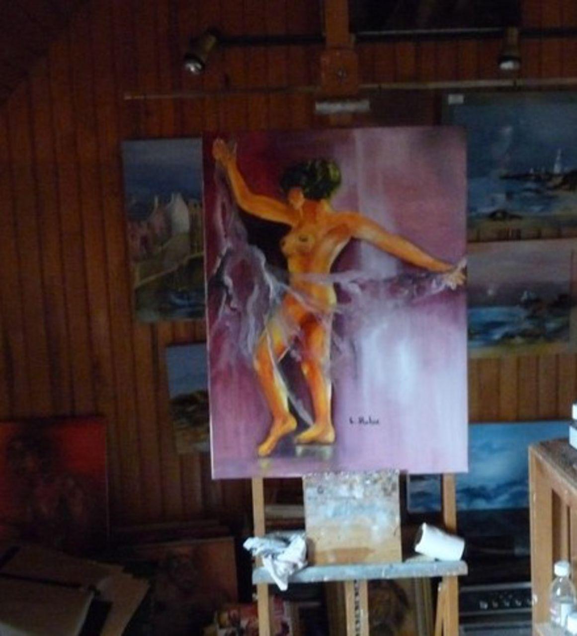 Louis Rolo Mon Atelier