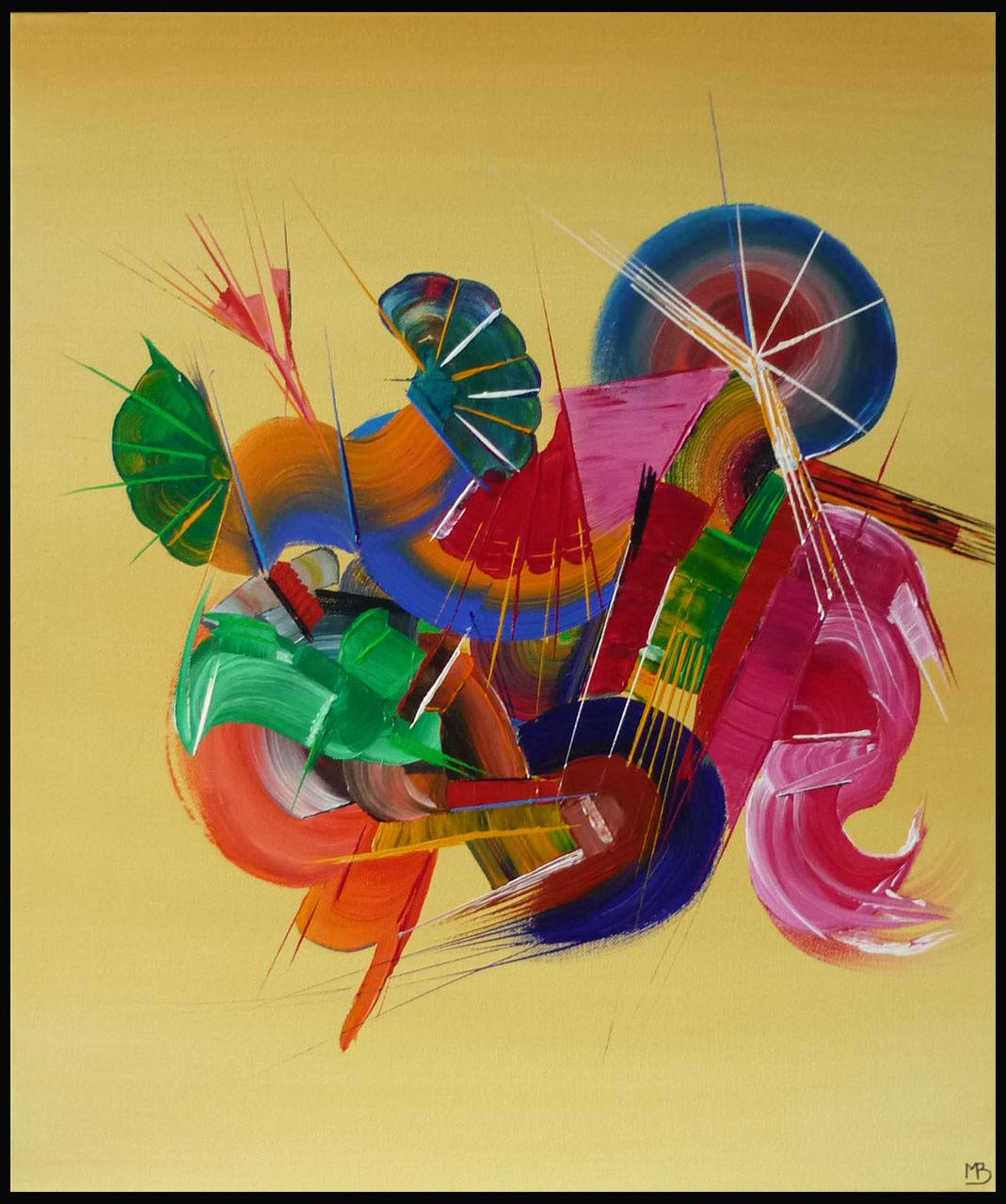 MA PEINTURE SUR TOILE Musique | peinture abstraite | MA PEINTURE SUR TOILE
