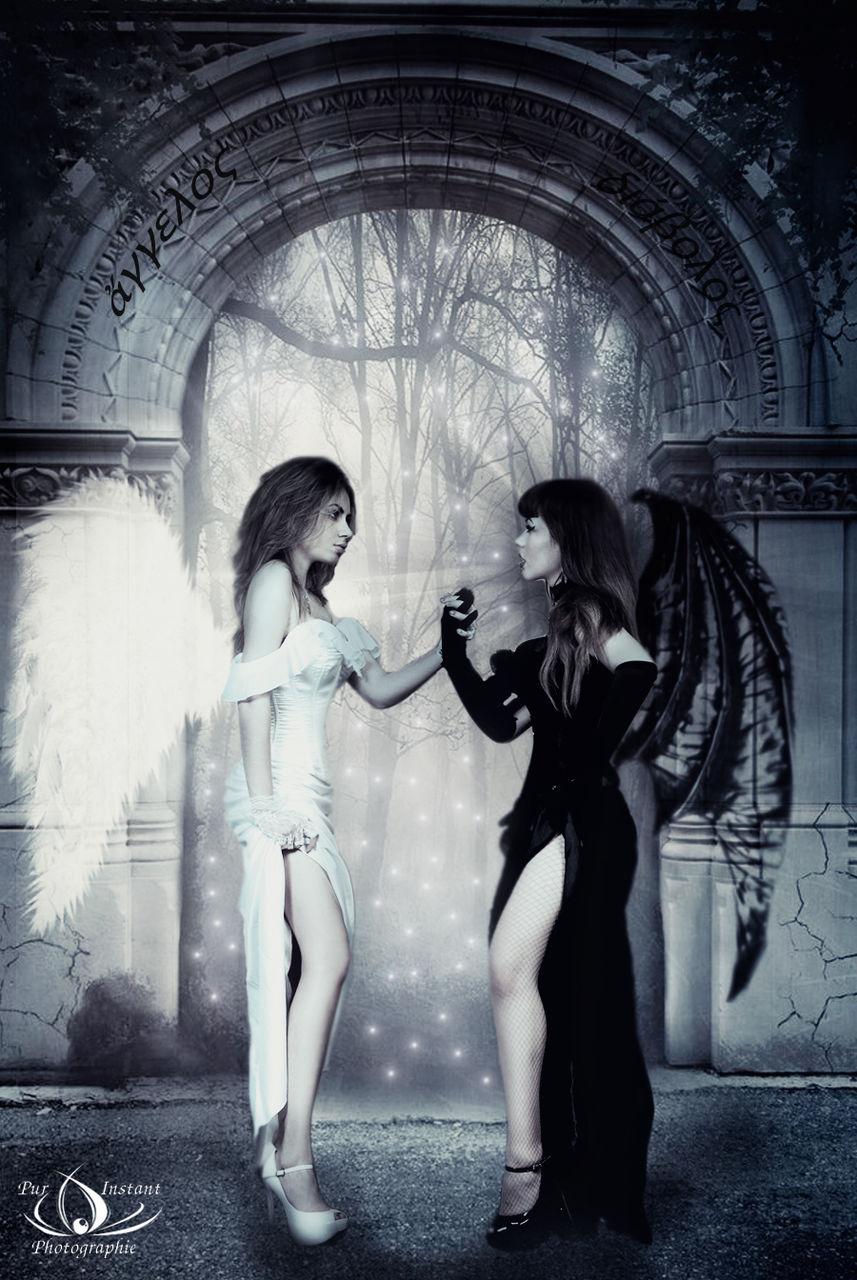 Maeve Photos ange et demon