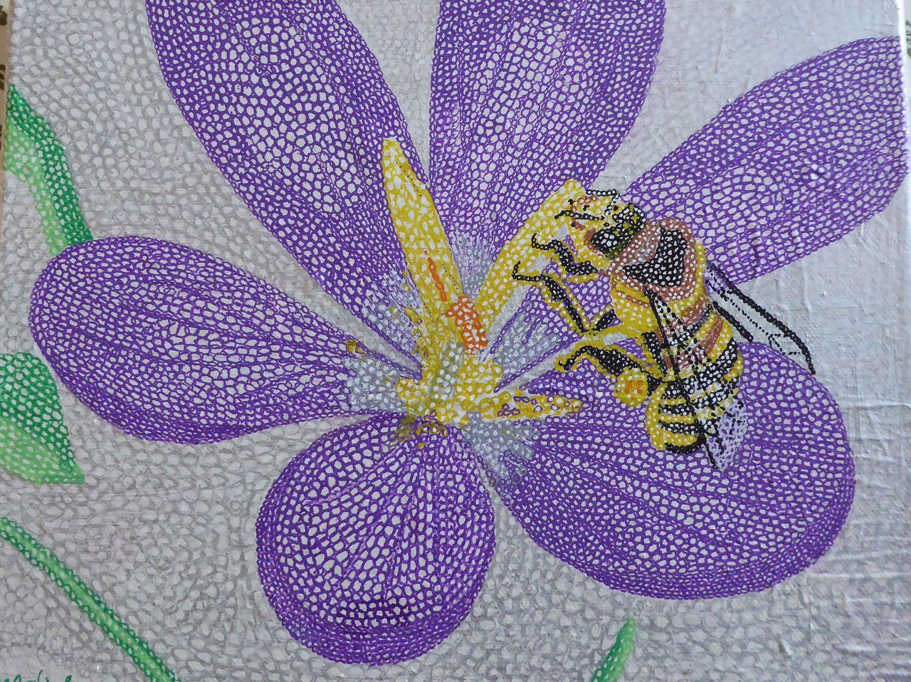 MARCHAL MC Une abeille