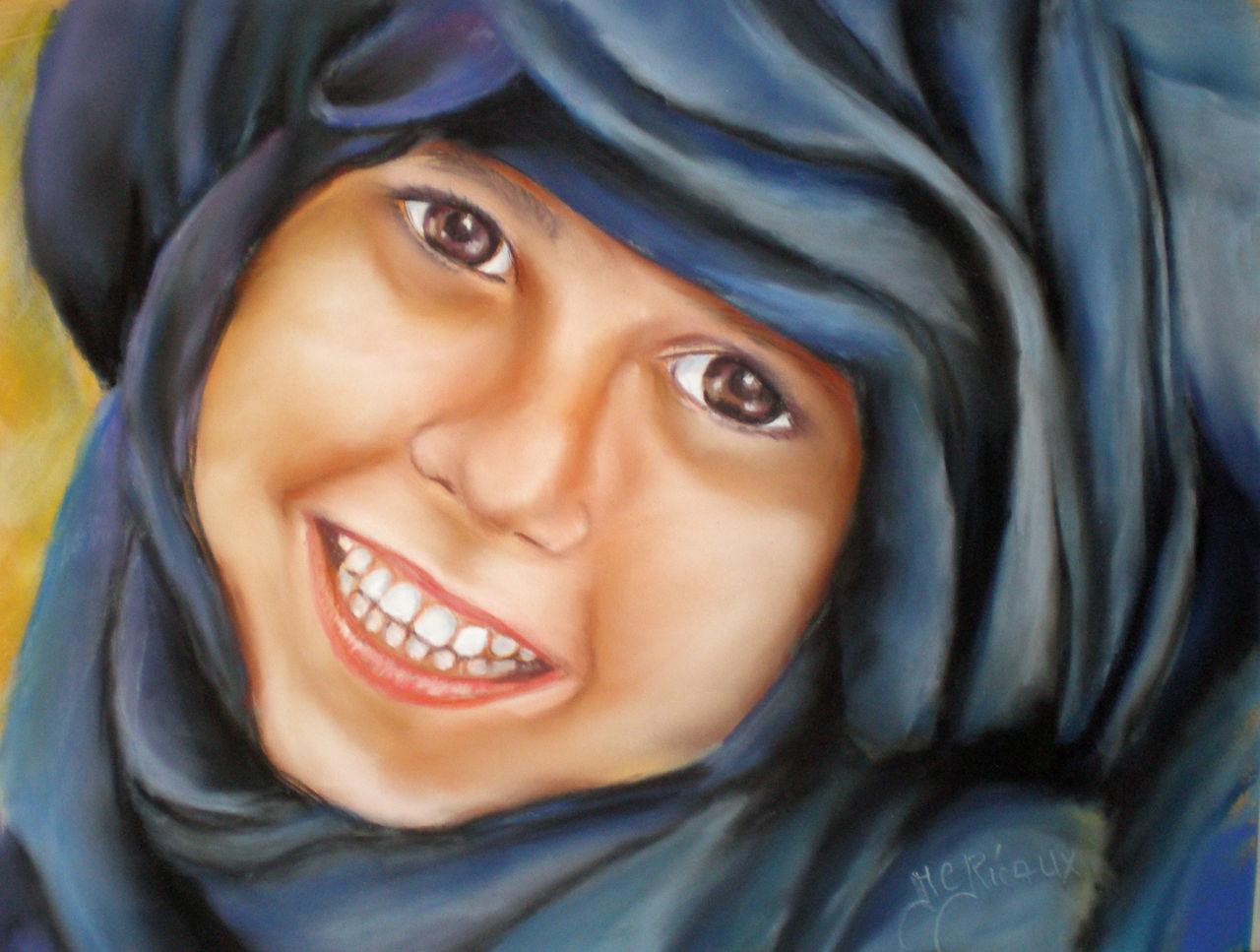 Marie Claire  Ricaux sourire