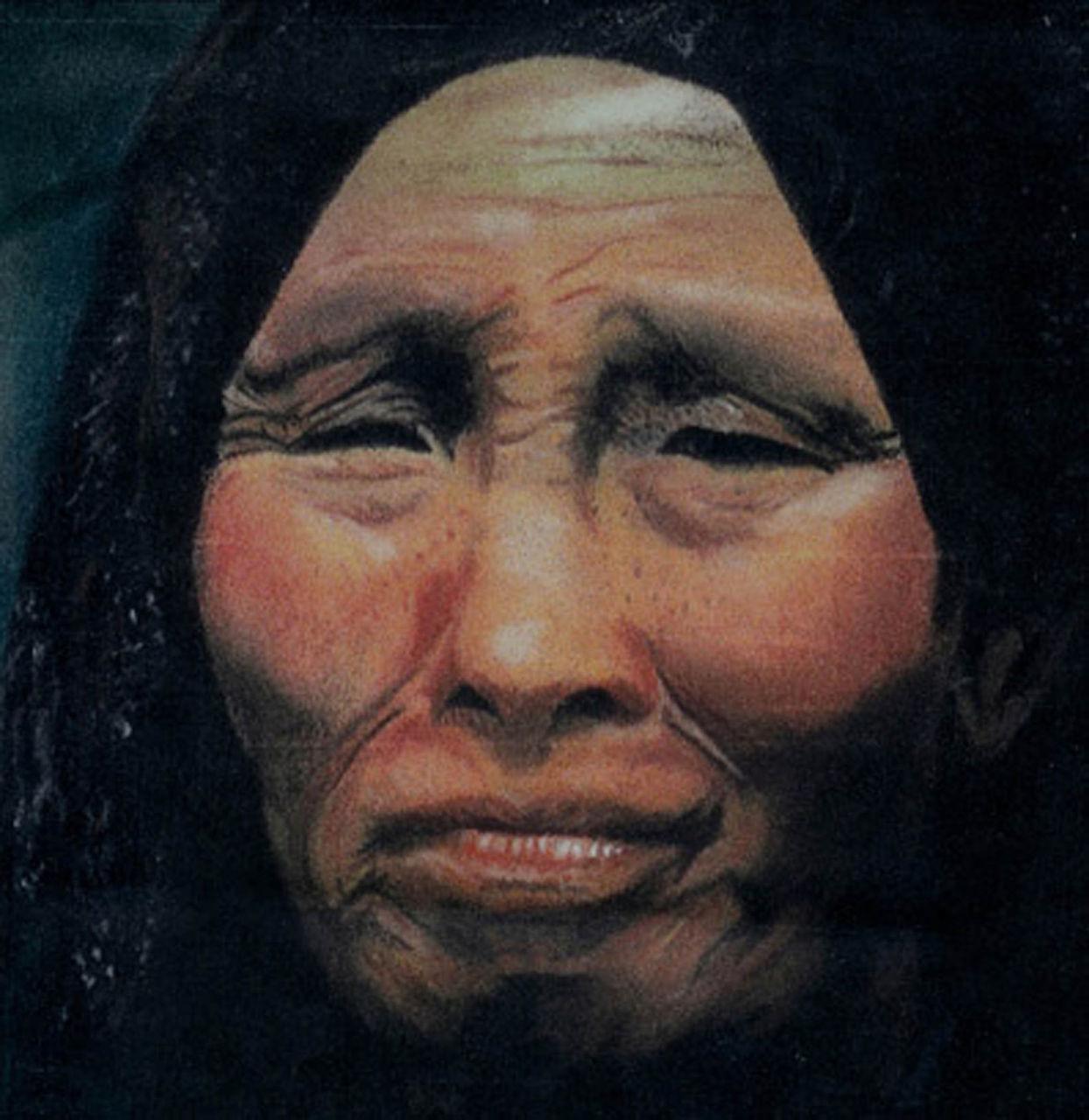 marie-claude vedrenne Vieille birmane
