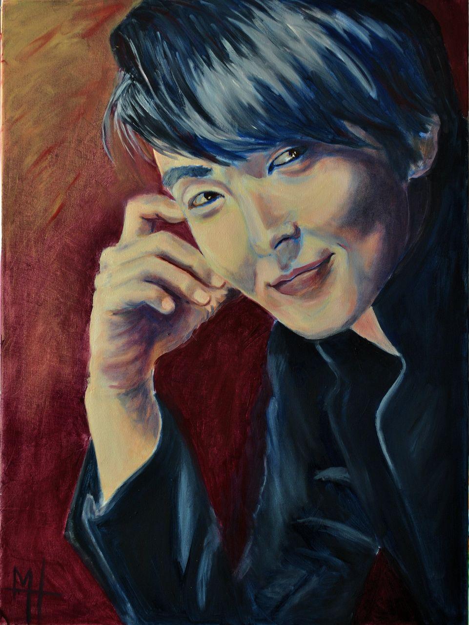 Marie-Hélène CLINCHAMPS Lee Jun Ki