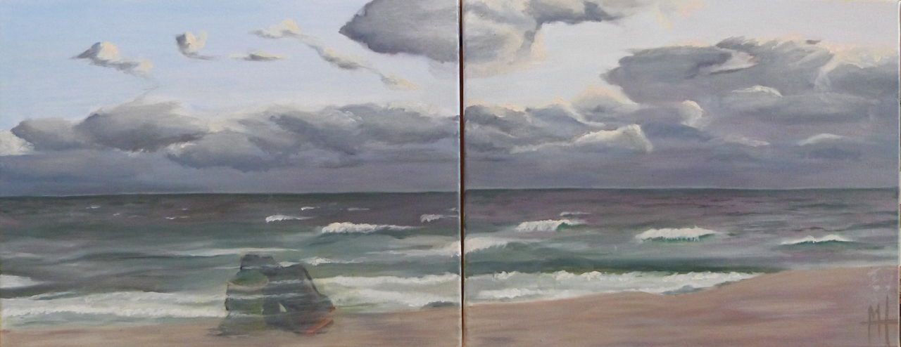 "Marie-Hélène CLINCHAMPS ""Heaven's door"""