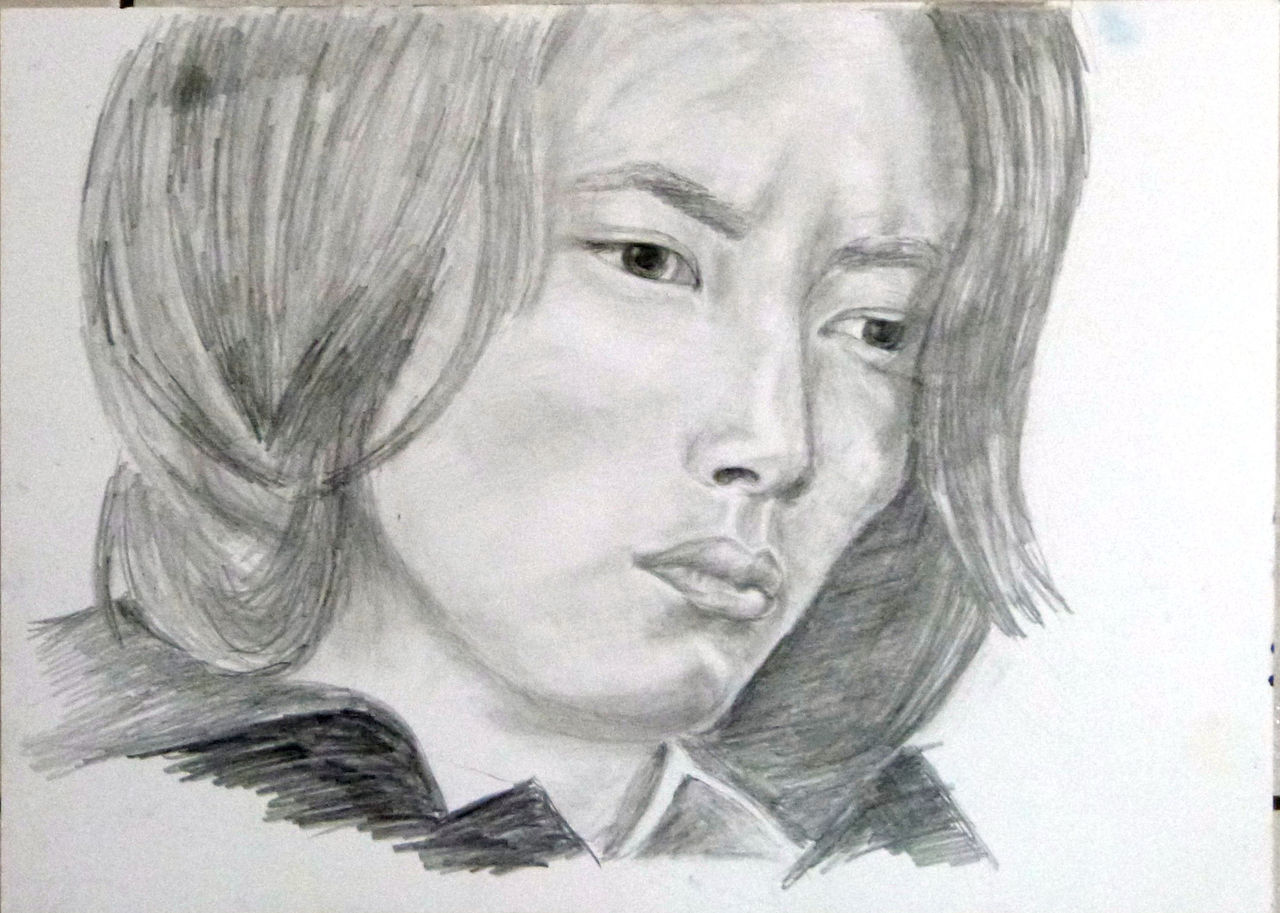 Marie-Hélène CLINCHAMPS Beautiful sadness (Yamapi)