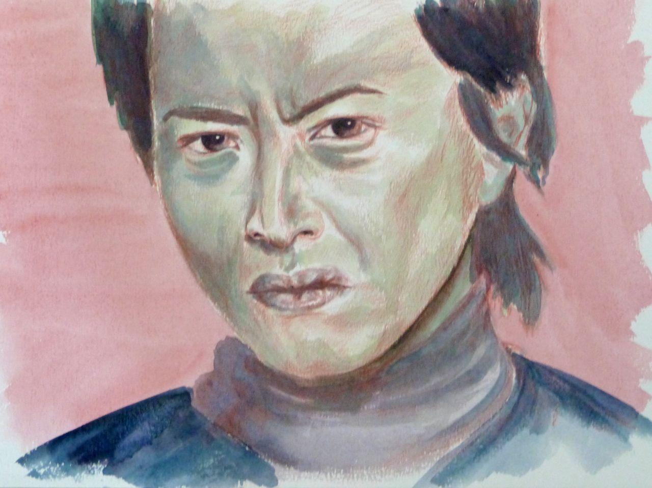 Marie-Hélène CLINCHAMPS Bitterness Kimura Takuya