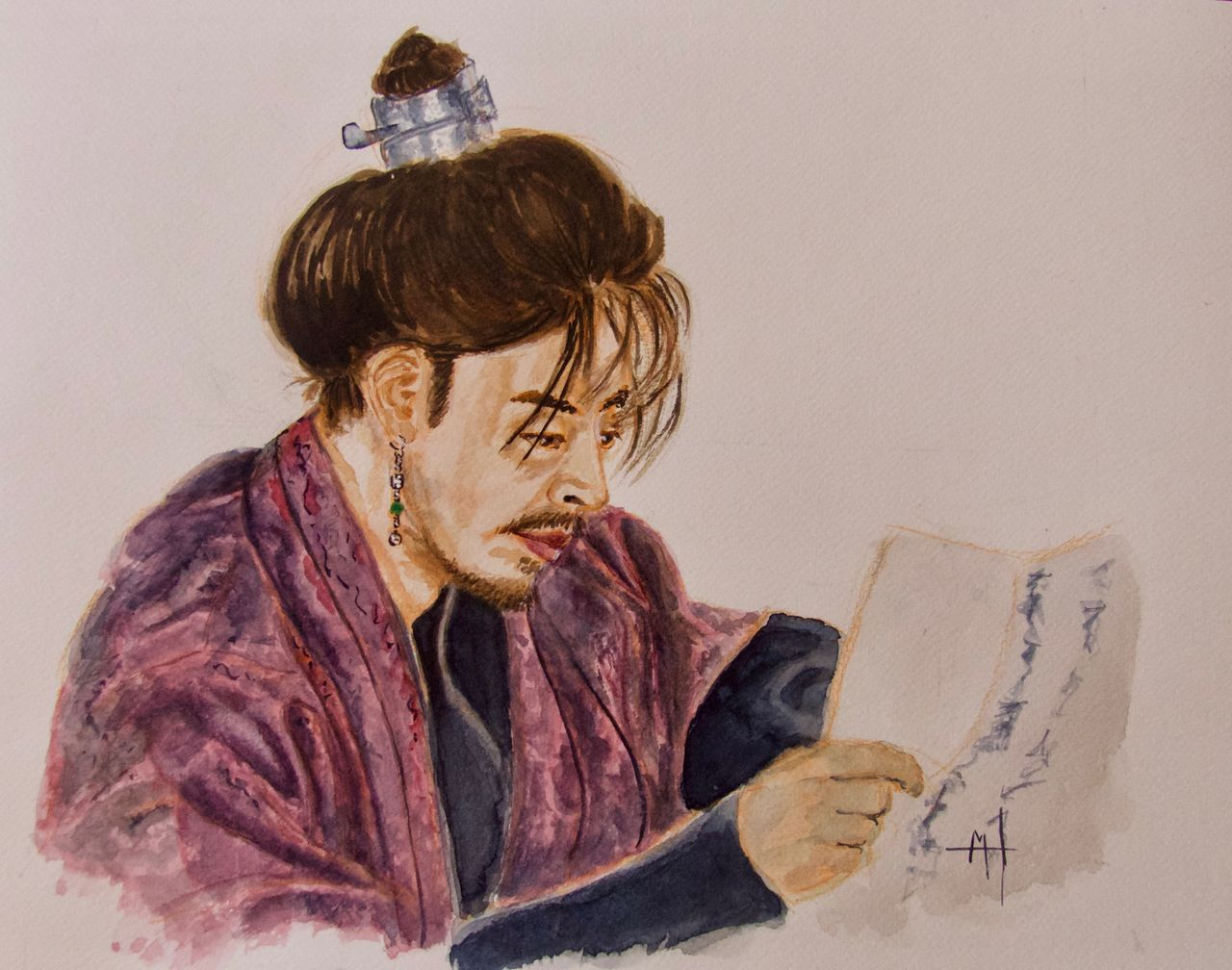 Marie-Hélène CLINCHAMPS Prince Jeong Ahn
