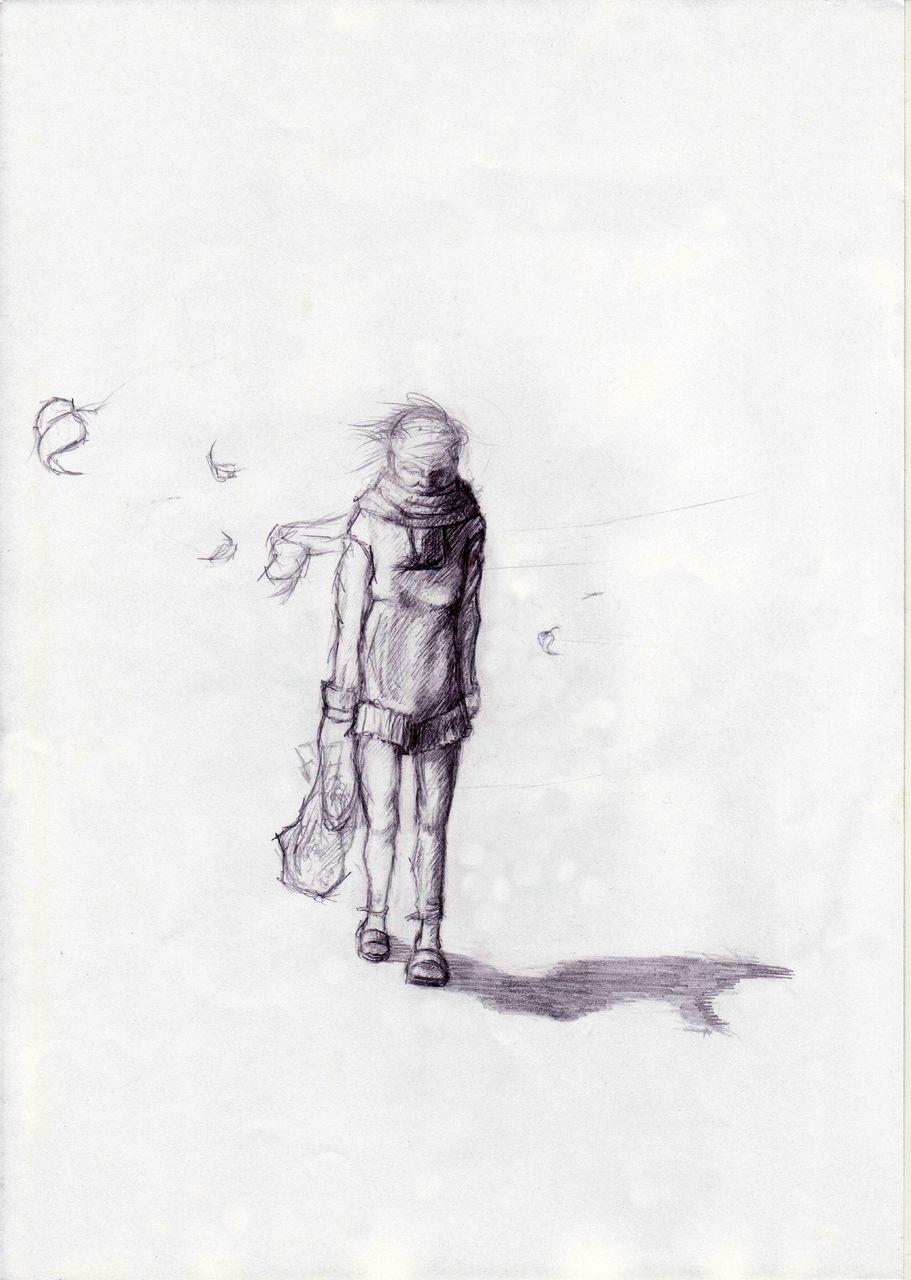 Marion Fouilloux Walking dead