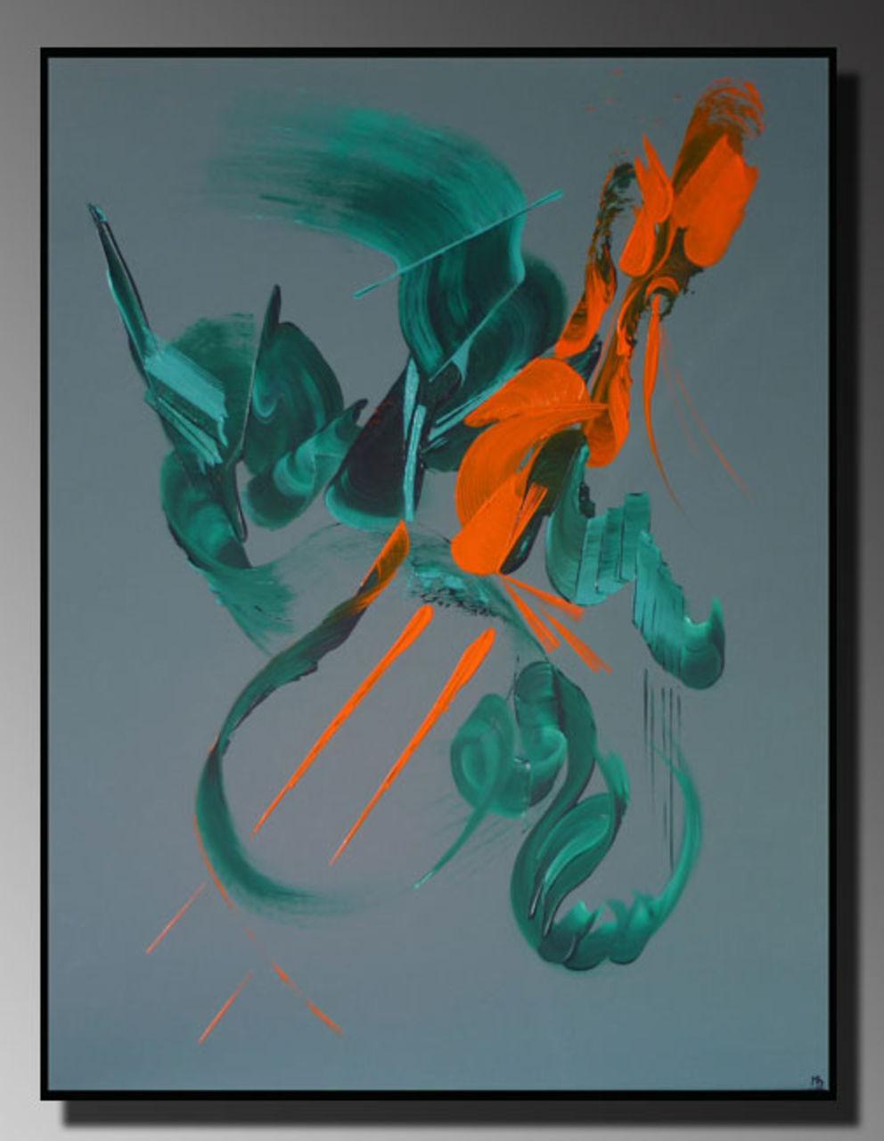 Martine BELFODIL Artiste Peintre professionnelle Désir