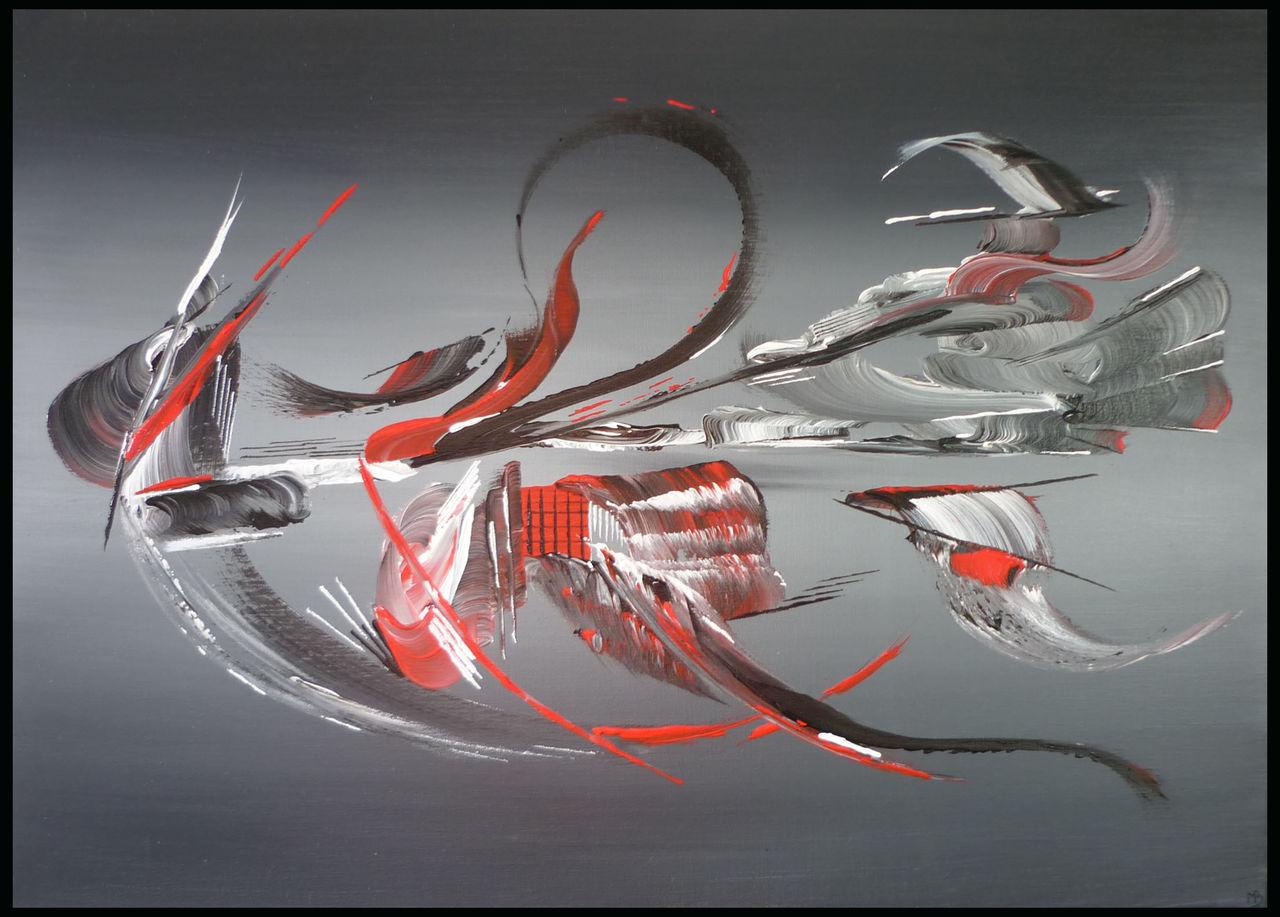 Martine BELFODIL Artiste Peintre professionnelle Aspiration