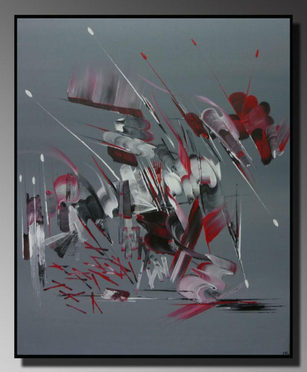 Martine BELFODIL Artiste Peintre professionnelle L'effet papillon