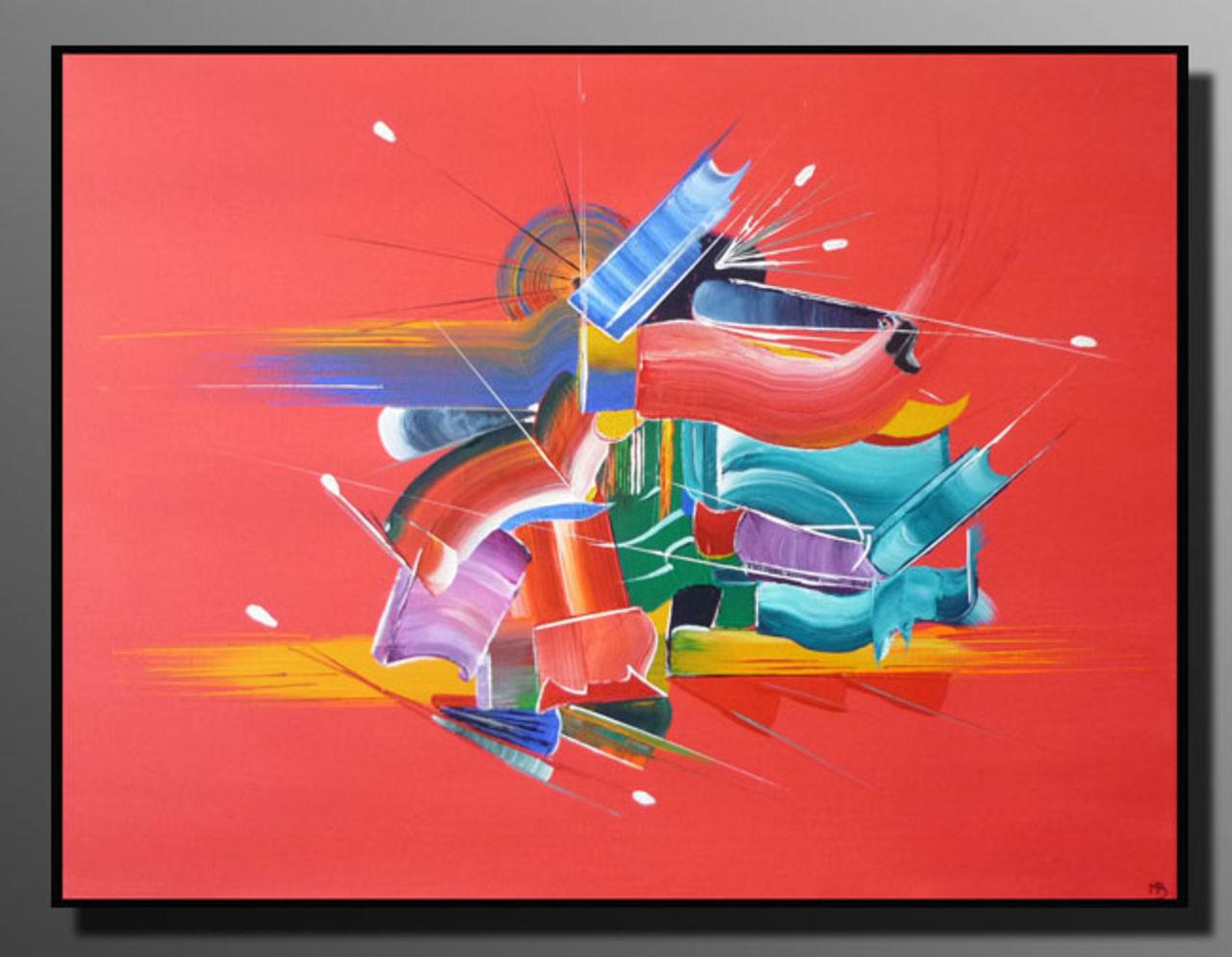 Peinture abstraite abstraction martine belfodil artiste for Peintures abstraites