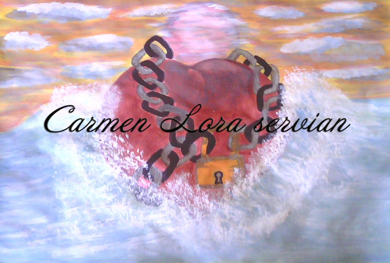 MARY CARMEN LORA SERVIAN corazon de mar