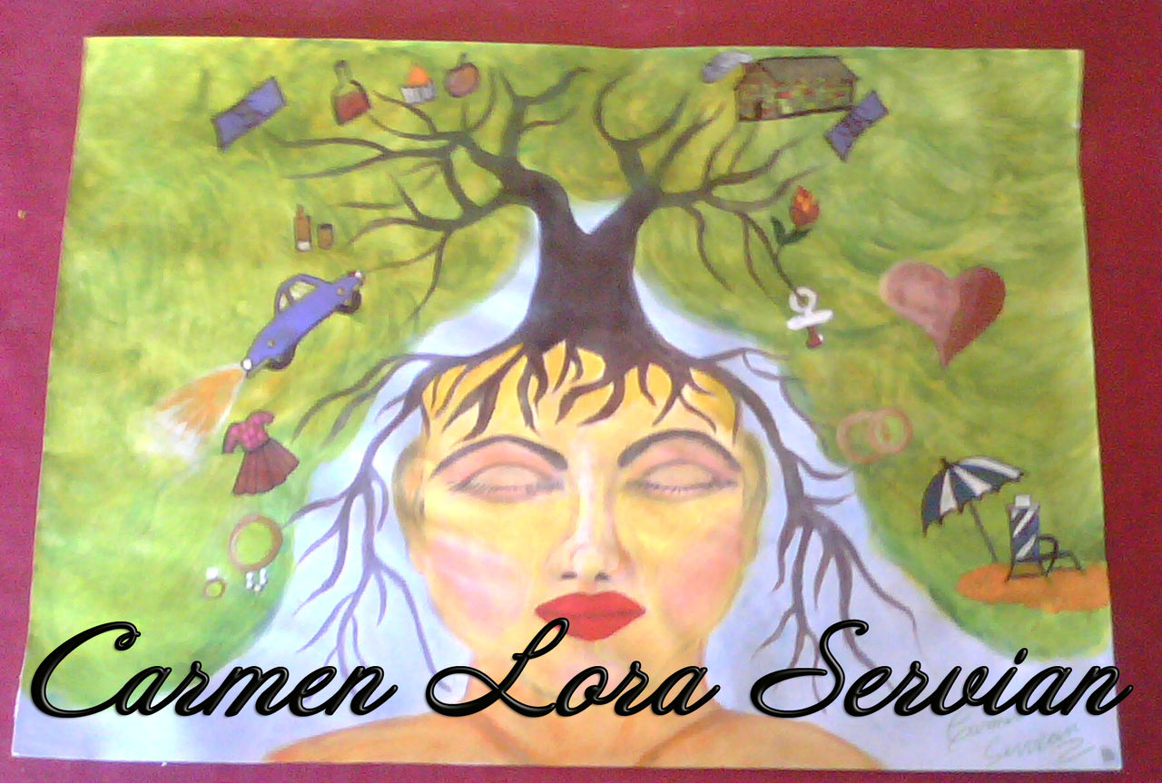 MARY CARMEN LORA SERVIAN Creation