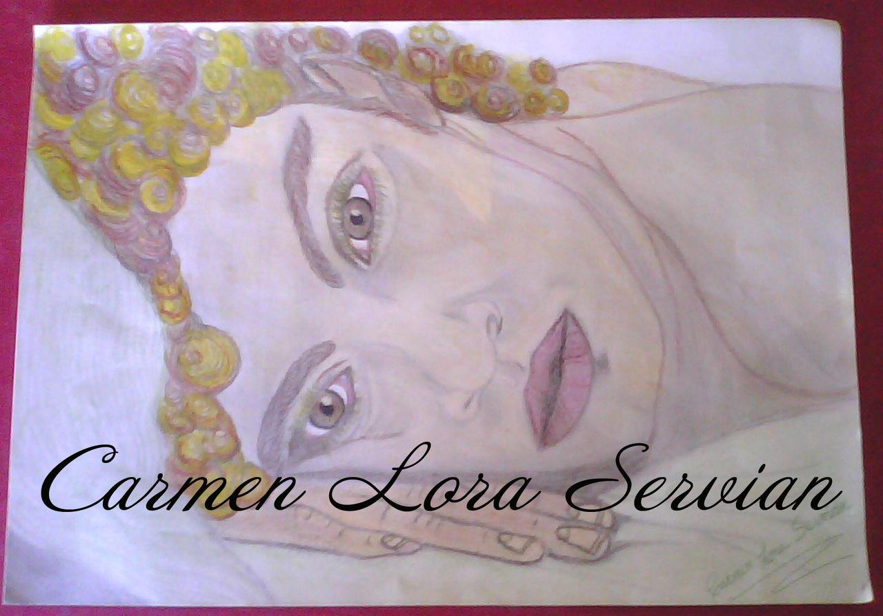 MARY CARMEN LORA SERVIAN David Bisbal