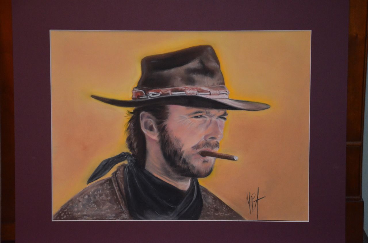 MARYCOLOR Clint Eastwood 2014