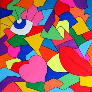 Dominique Balouet Art