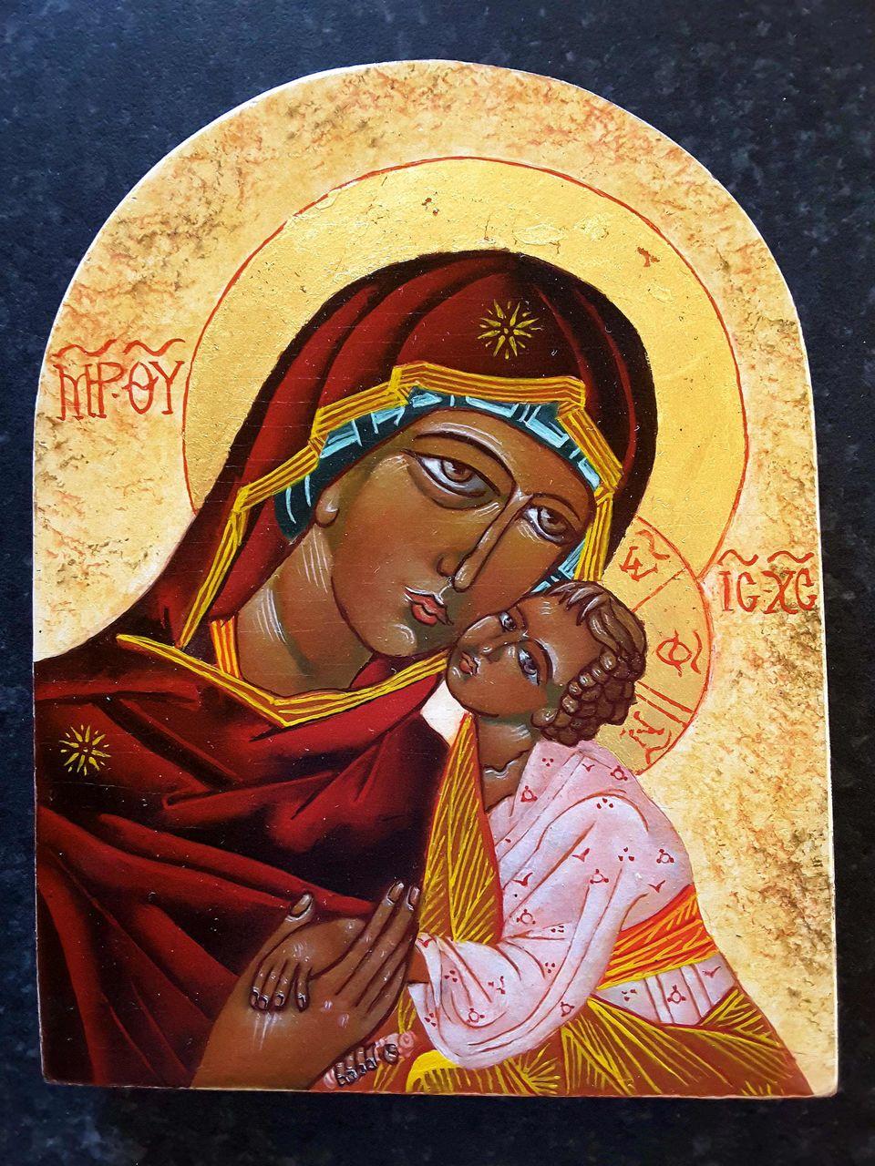 MENA Vierge Eleousa.