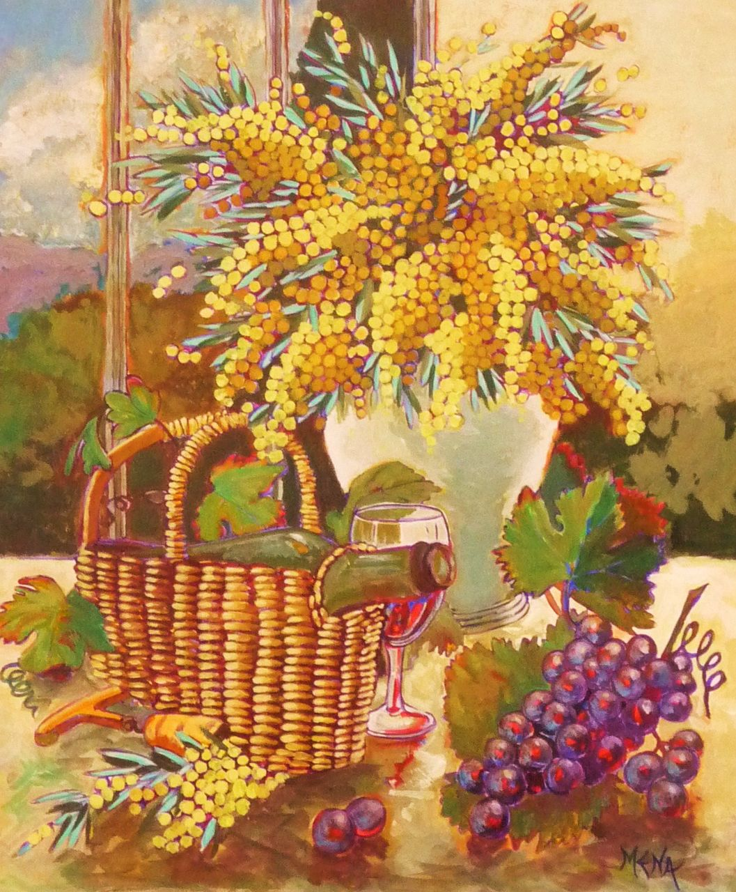 MENA Mimosas 1