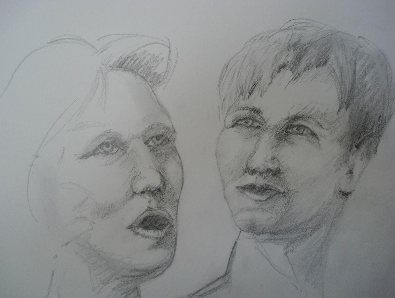 michel lecru Portrait