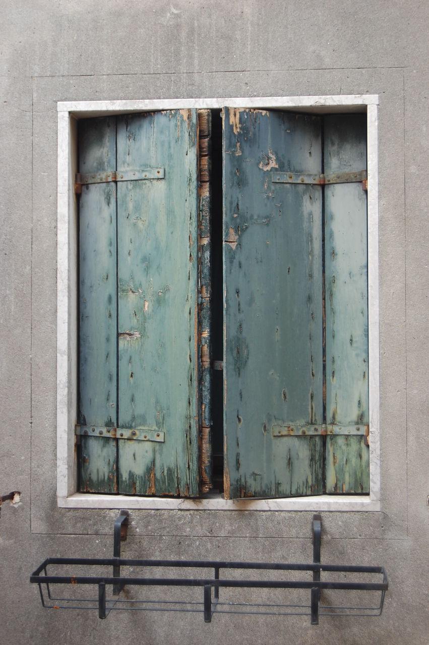 Michel Leger la fenêtre