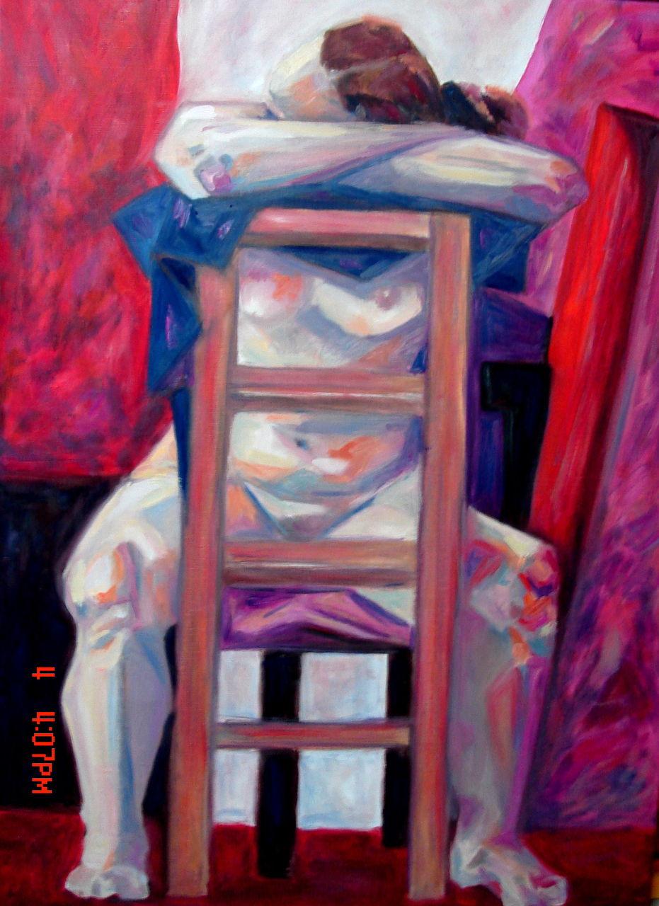 Michele Julie Ansermet Papadopoulos La chaise