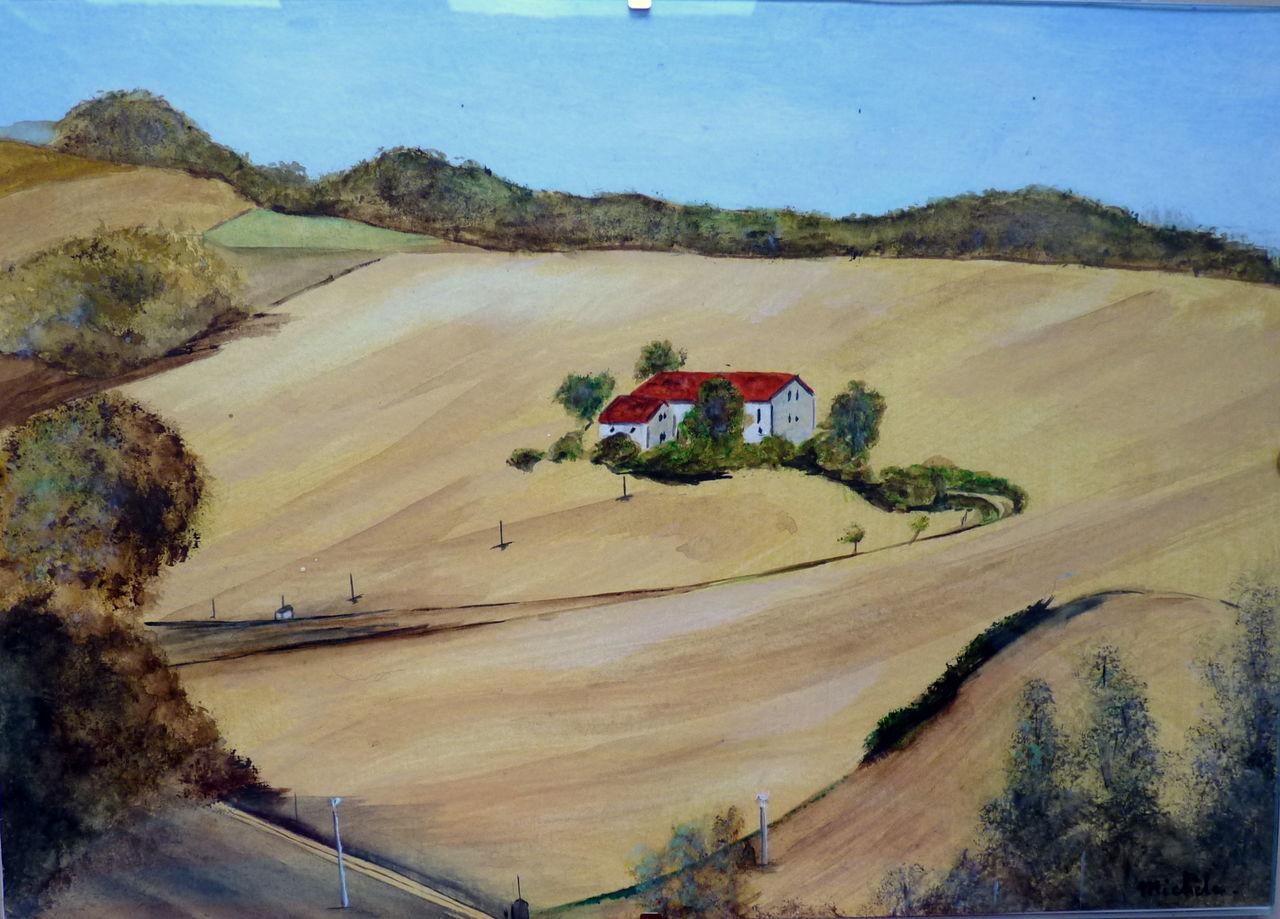 Michele martin Italie 4. La casa sulla collina.