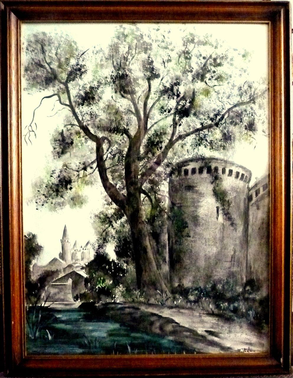 Michele martin L arbre.