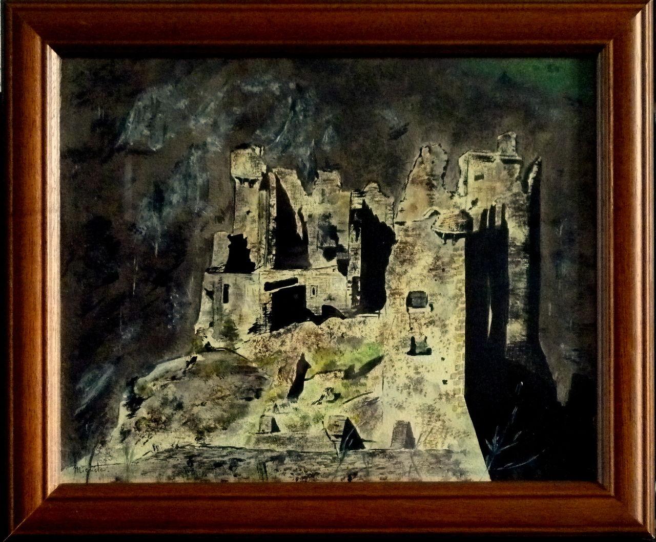 Michele martin le chateau Rocher.63