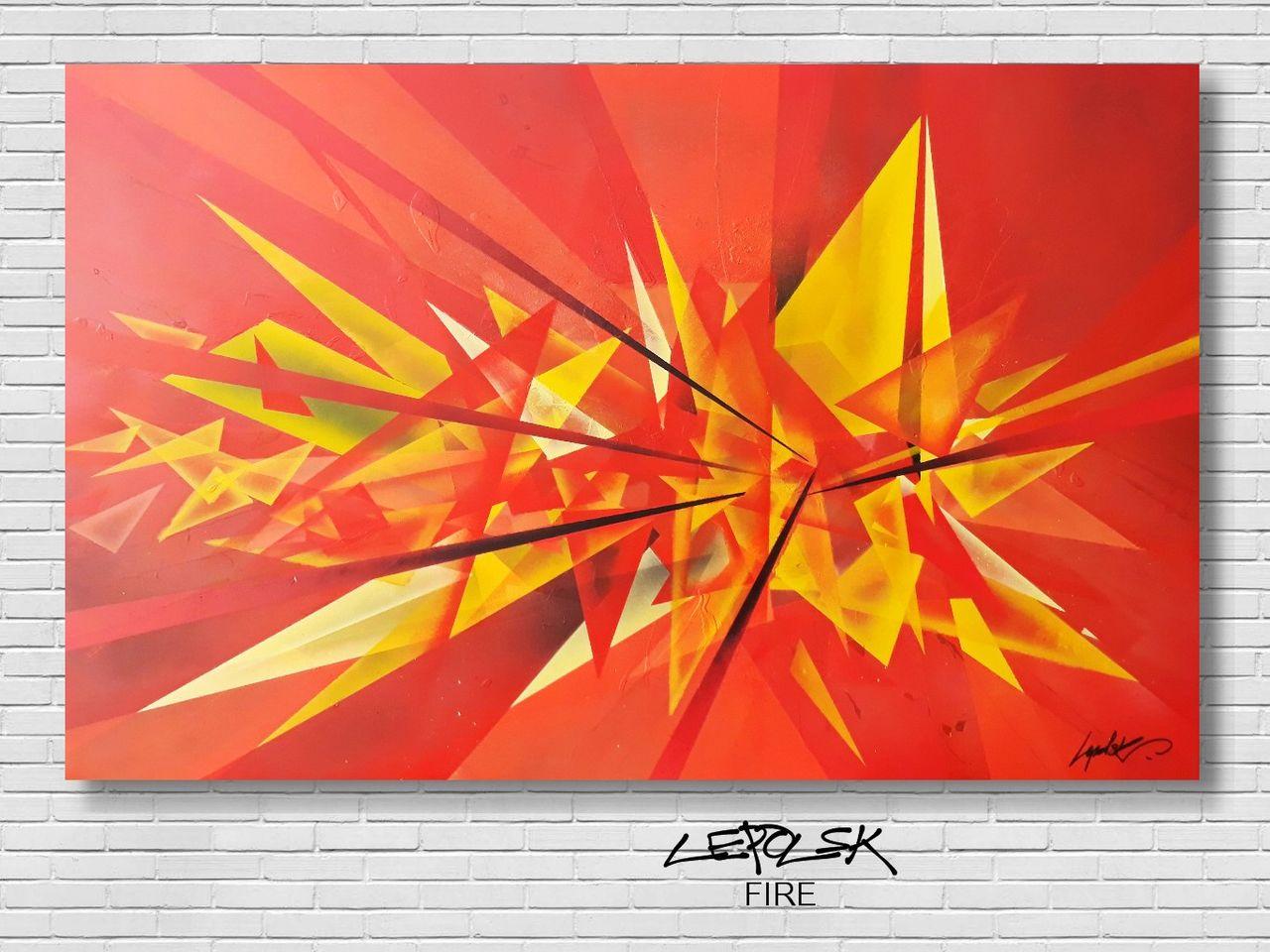 MISTER K  (Lepolsk Matuszewski) FIRE