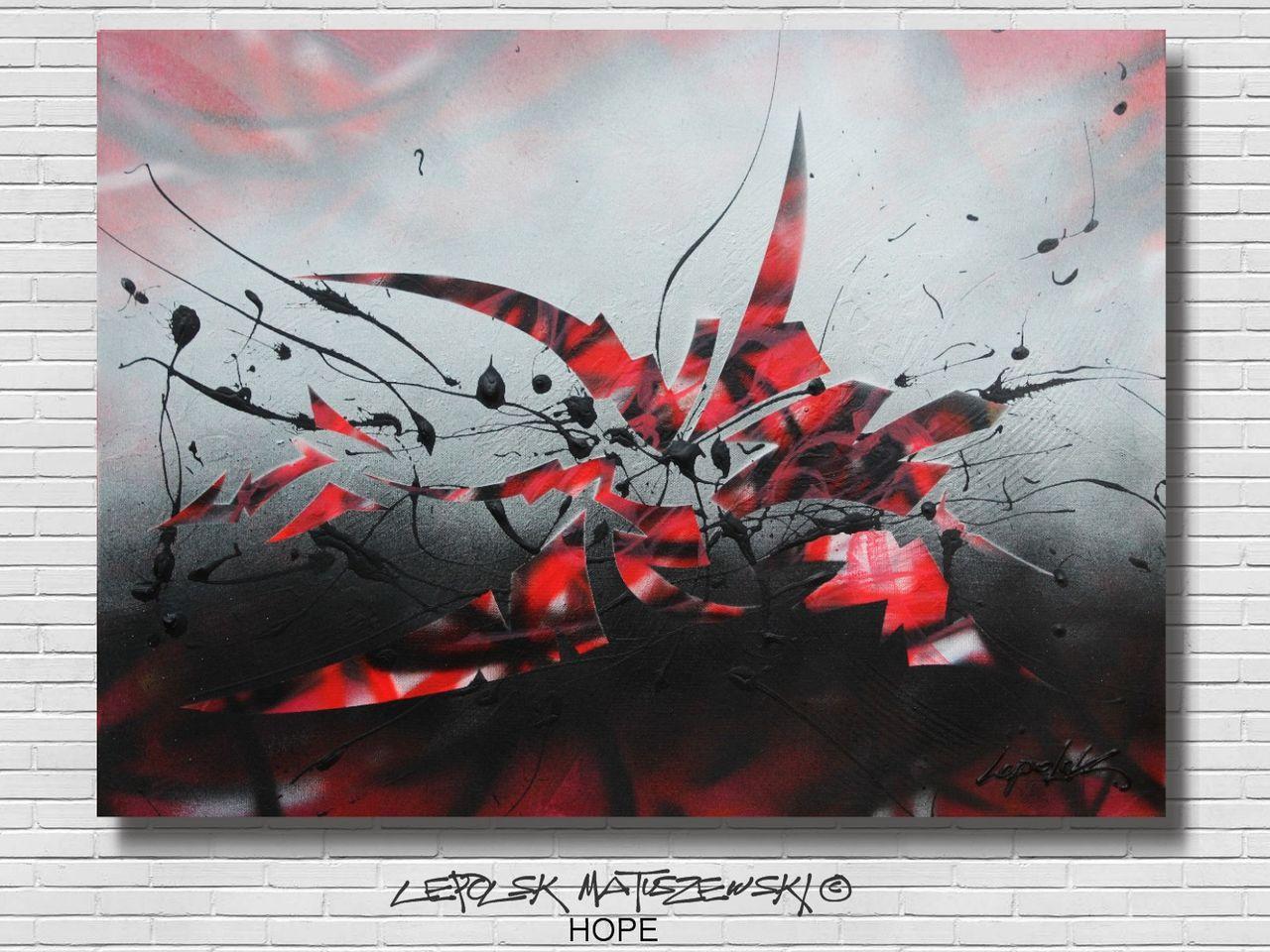 MISTER K  (Lepolsk Matuszewski) HOPE abstract  2017  Lepolsk