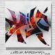 MISTER K  (Lepolsk Matuszewski) - EXUM abstract graffiti lepolsk 2016