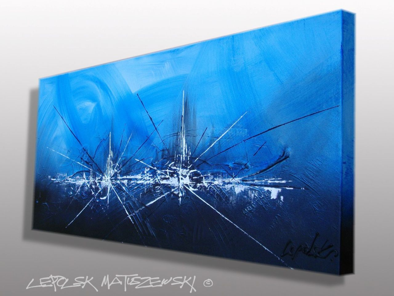 MISTER K  (Lepolsk Matuszewski)  DEEP BLUE