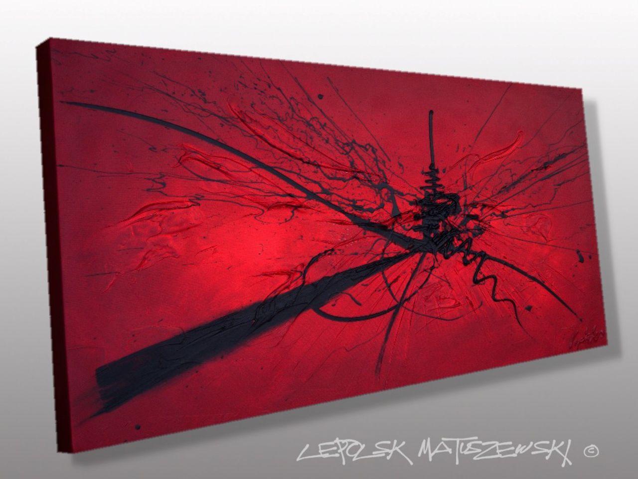 MISTER K  (Lepolsk Matuszewski) RED WORD