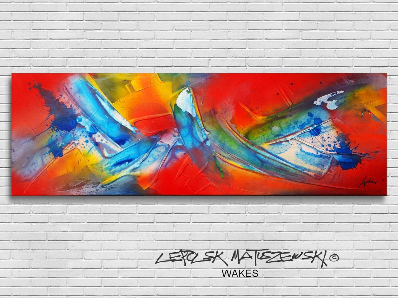 MISTER K  (Lepolsk Matuszewski) WAKES lepolsk 2016 abstract art graffiti