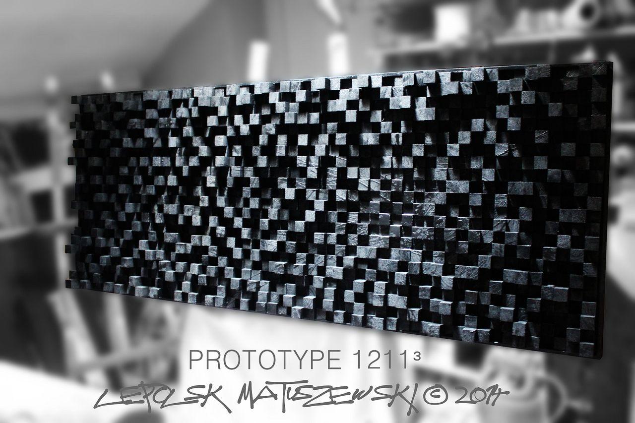 MISTER K  - Lepolsk Matuszewski PROTOTYPE 1211³  expressionnisme abstrait